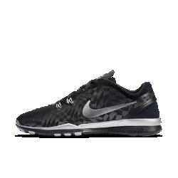 Женские кроссовки для тренировок Nike Free 5.0 TR Fit 5 MetallicЖенские тренировочные кроссовки Nike Free 5.0 TR Fit 5 Metallic идеальны для кардио-, силовых и других видов тренировок в зале благодаря ультрагибкой промежуточной подошве и верху из легкой сетки.  Природная гибкость  Шестигранные эластичные желобки, вырезанные с помощью ножевидного инструмента в промежуточной подошве, образуют шесть точек гибкости, способствующих естественным движениям стопы.  Всесторонняя фиксация  Прессованный пеноматериал повторяет форму пятки и фиксирует положение стопы на стельке, обеспечивая надежную удобную посадку и комфорт.  Dynamic Support  Нити Flywire плотно обхватывают стопу и обеспечивают поддержку и стабилизацию, позволяя быстро менять направление движения и ни на что не отвлекаться даже во время самых интенсивных тренировок.<br>