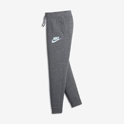 Брюки для девочек школьного возраста Nike Sportswear ModernБрюки для девочек школьного возраста Nike Sportswear Modern из мягкой ткани френч терри со свободным кроем обеспечивают комфорт и защиту на весь день.<br>