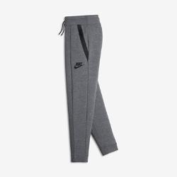 Брюки для девочек школьного возраста Nike Sportswear Tech FleeceЛегкие брюки для девочек школьного возраста Nike Sportswear Tech Fleece с современным универсальным силуэтом создают стильный образ и обеспечивают комфорт на каждый день.<br>