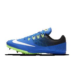 Шиповки унисекс для бега на короткие дистанции Nike Zoom Rival S 8Благодаря технологии Dynamic Fit и невероятно легкой сетке шиповки для бега унисекс Nike Zoom Rival S 8 идеально подходят для коротких дистанций, бега с препятствиями и прыжков. Мягкая стелька повторяет форму стопы для абсолютного комфорта, а жесткая подошва Pebax&amp;#174;и продуманное расположение 7 гнезд с шипами обеспечивают оптимальное сцепление.<br>