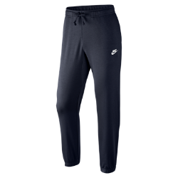 Мужские брюки Nike SportswearМужские брюки Nike Sportswear из мягкой ткани френч терри с регулируемым эластичным поясом обеспечивают тепло и длительный комфорт.<br>