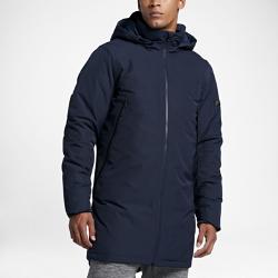 Мужская куртка с пуховым наполнителем Nike Sportswear Modern ParkaМужская куртка с пуховым наполнителем Nike Sportswear Modern Parka с инновационной системой защиты от холода удерживает тепло тела.<br>