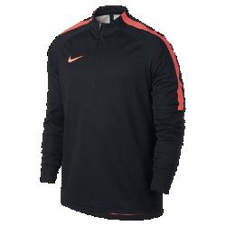 Мужская игровая футболка Nike Shield Strike DrillМужская игровая футболка Nike Shield Strike Drill из эластичной ткани обеспечивает комфорт и свободу движений при любой погоде.<br>
