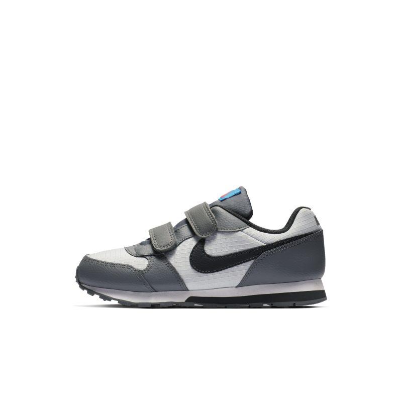 half off d5ca9 96f60 Sko Nike MD Runner 2 för små barn - Silver