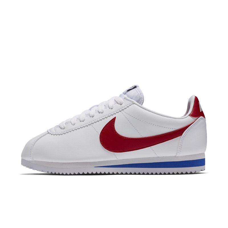 Nike Classic Cortez Damesschoen - Wit