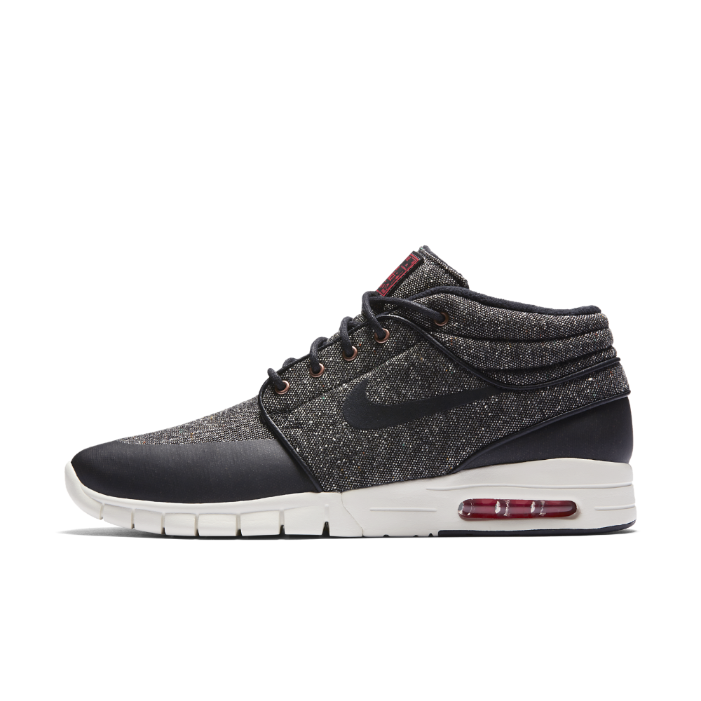 the latest 73765 47976 Nike SB Stefan Janoski Max Mid Men s Skateboarding Shoe Size 5.5 (Black) -  Clearance Sale   Shop Your Way  Online Shopping   Earn Points on Tools, ...