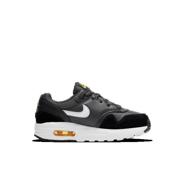 Nike Air Max 1 kindersneaker zwart