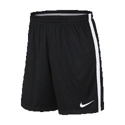 Мужские футбольные шорты Nike SquadМужские футбольные шорты Nike Squad из мягкой влагоотводящей ткани с эластичными боковыми вставками обеспечивают комфорт и свободу движений во время игры.<br>