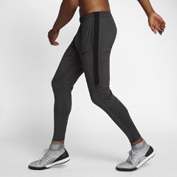 Мужские футбольные брюки Nike Dry SquadМужские футбольные брюки Nike Dry Squad из легкой ткани Dri-FIT с эластичными вставками обеспечивают удобную посадку для игры на поле.<br>