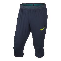 Мужские футбольные брюки 3/4 Nike Dry StrikeМужские футбольные брюки Nike Dry Strike из влагоотводящей ткани обеспечивают надежную посадку, комфорт и свободу движений для достижения лучших результатов.<br>