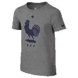 Футболка для школьников FFF Crest (XS–XL)Футболка для школьников FFF Crest посвящена национальной сборной, о чем свидетельствует крупный принт на мягкой хлопковой ткани.<br>