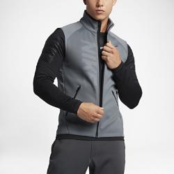 Мужской жилет для тренинга Nike Therma-SphereМужской жилет для тренинга Nike Therma-Sphere идеально подходит для интенсивных тренировок: он защищает от холода, не сковывая движений.<br>