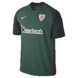 Мужское футбольное джерси 2016/17 Athletic Club Bilbao Stadium AwayМужское футбольное джерси 2016/17 Athletic Club Bilbao Stadium Away из легкой ткани обеспечивает комфорт на каждый день.<br>
