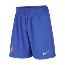 Мужские футбольные шорты 2016/17 Atletico de Madrid Stadium Home/AwayМужские футбольные шорты 2016/17 Atletico de Madrid Stadium Home/Away из легкой ткани обеспечивают комфорт на каждый день.<br>
