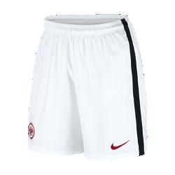 Мужские футбольные шорты 2016/17 Eintracht Frankfurt Stadium Home/AwayМужские футбольные шорты 2016/17 Eintracht Frankfurt Stadium Home/Away из легкой ткани обеспечивают комфорт на каждый день.<br>