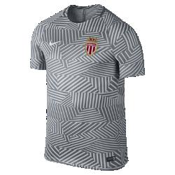 Мужская игровая футболка A.S. Monaco FC Dry SquadМужская игровая футболка A.S. Monaco FC Dry Squad обеспечивает комфорт на поле благодаря легкой влагоотводящей ткани и сетчатой вставке на спине.<br>