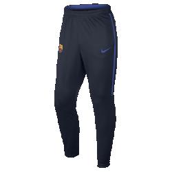 Мужские футбольные брюки FC Barcelona Dry StrikeМужские футбольные брюки FC Barcelona Dry Strike обеспечивают комфорт и свободу движений во время игры.<br>
