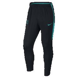 Мужские футбольные брюки FC BarcelonaМужские футбольные брюки FC Barcelona обеспечивают непревзойденную свободу движений и комфорт во время тренировок.<br>