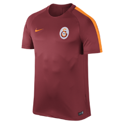 Мужская игровая футболка Nike Dry (Galatasaray S.K.)Мужская игровая футболка Nike Dry (Galatasaray S.K.) обеспечивает комфорт на поле благодаря легкой влагоотводящей ткани и сетчатой вставке на спине.<br>