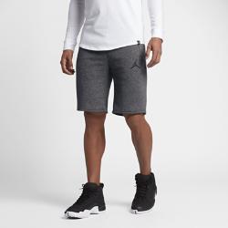 Мужские шорты Jordan IconМужские шорты Jordan Icon из мягкого флиса с широким эластичным поясом обеспечивают длительный комфорт и тепло.<br>