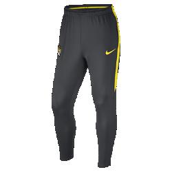 Мужские футбольные брюки Manchester City FCМужские футбольные брюки Manchester City FC созданы для непревзойденной свободы движений и комфорта во время тренировок.<br>