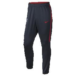 Мужские футбольные брюки Paris Saint-Germain Dry StrikeМужские футбольные брюки Paris Saint-Germain Dry Strike обеспечивают комфорт и свободу движений во время игры.<br>