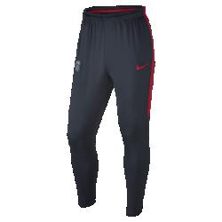 Мужские футбольные брюки Paris Saint-GermainМужские футбольные брюки Paris Saint-Germain созданы для непревзойденной свободы движений и комфорта во время тренировок.<br>