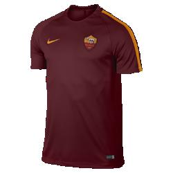 Мужская игровая футболка A.S. Roma Dry SquadМужская игровая футболка A.S. Roma Dry Squad обеспечивает комфорт на поле благодаря легкой влагоотводящей ткани и сетчатой вставке на спине.<br>