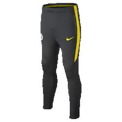 Футбольные брюки для школьников Manchester City FC (XS–XL)Футбольные брюки для школьников Manchester City FC обеспечивают комфорт и свободу движений во время игры.<br>