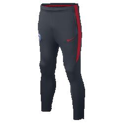 Футбольные брюки для школьников Paris Saint-GermainФутбольные брюки для школьников Paris Saint-Germain обеспечивают комфорт и свободу движений на поле.<br>