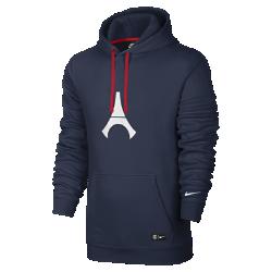 Мужская худи Paris Saint-Germain Nike SportswearМужская худи Paris Saint-Germain Nike Sportswear из мягкой ткани френч терри с подкладом из ткани с начесом обеспечивает комфорт и превосходную защиту от холода.&amp;#160;<br>