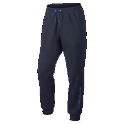 Мужские футбольные брюки FC Barcelona AuthenticМужские футбольные брюки FC Barcelona Authentic из мягкой смесовой ткани на основе хлопка с первоклассными деталями обеспечивают комфорт и демонстрируют твою преданность команде.<br>