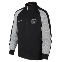 Куртка для школьников Paris Saint-Germain Authentic N98Куртка для школьников Paris Saint-Germain Authentic N98 превосходно сохраняет тепло в прохладную погоду. Элементы дизайна заимствованы у классической куртки для бега.<br>