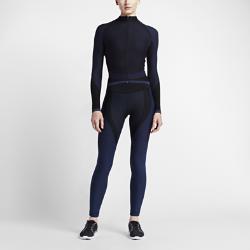 Женские тайтсы для тренинга с высокой посадкой Nike Zoned SculptЖенские тайтсы для тренинга с высокой посадкой Nike Zoned Sculpt из специального трикотажа, повторяющего контуры тела, обеспечивают поддержку мышц. Плоские швы обеспечивают оптимальный комфорт для полной концентрации на тренировках.<br>