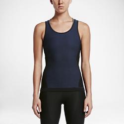 Женская майка для тренинга Nike Zoned SculptЖенская майка для тренинга Nike Zoned Sculpt обеспечивает превосходную посадку, а сетка в верхней части груди отвечает за поддержку и воздухопроницаемость во время тренировки.  Компрессионная посадка  Ткань с компрессией и практически бесшовная конструкция обеспечивают поддержку кора и позволяют полностью сконцентрироваться на тренировках.  Охлаждение  Сетка в верхней части груди для воздухопроницаемости во время самых интенсивных тренировок.  Комфорт  Технология Dri-FIT отводит влагу с поверхности кожи, обеспечивая комфорт.<br>