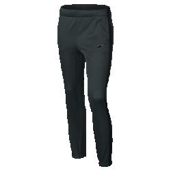 Брюки для тренинга для девочек школьного возраста Nike ThermaБрюки для тренинга для девочек школьного возраста Nike Therma из влагоотводящей термоткани защищают от холода и влаги для комфорта во время тренировки или игры.<br>