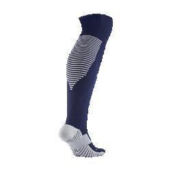 Футбольные носки 2016 Norway Stadium Home/AwayФутбольные носки 2016 Norway Stadium Home/Away изготовлены из ткани Dri-FIT. Облегание свода стопы обеспечивает функциональный комфорт и поддержку.<br>