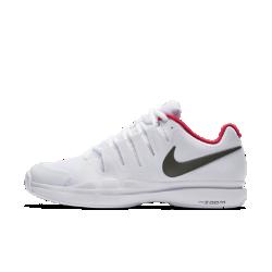 Теннисные кроссовки унисекс NikeCourt Zoom Vapor 9.5 Tour QSТеннисные кроссовки унисекс NikeCourt Zoom Vapor 9.5 Tour QS плотно прилегают к ноге, обеспечивая надежную посадку, а превосходная амортизация создает ощущение комфорта при резких поворотах и пробежках по корту.<br>