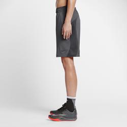 Женские баскетбольные шорты Nike 23 смЖенские баскетбольные шорты Nike 23 см из дышащей влагоотводящей ткани обеспечивают длительный комфорт во время игры.<br>