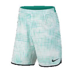 Мужские теннисные шорты NikeCourt Gladiator 23 смМужские теннисные шорты NikeCourt Gladiator 23 см из эластичной влагоотводящей ткани с перфорацией обеспечивают прохладу, комфорт и свободу движений на корте.&amp;#160;<br>
