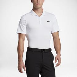 Мужская рубашка-поло для гольфа Nike Victory Slim Fit SolidМужская рубашка-поло для гольфа Nike Victory Slim Fit Solid из влагоотводящей ткани с современным кроем обеспечивает превосходный комфорт.<br>