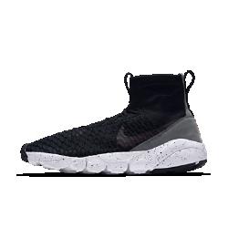Мужские кроссовки Nike Air Footscape Magista FlyknitМужские кроссовки Nike Air Footscape Magista Flyknit — новый вариант футбольных бутс Magista для неудержимых плеймейкеров, созданный для игры на улице и дополненный гибкой сверхлегкой подошвой и воздухопроницаемым верхом Flyknit.<br>