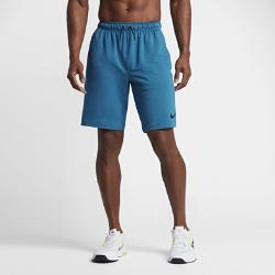 Мужские флисовые шорты для тренинга Nike Dry 24 смМужские флисовые шорты для тренинга Nike Dry 24 см из мягкого флиса Dri-FIT обеспечивают тепло и комфорт во время интенсивных тренировок на улице. Вставка в области шагового шва обеспечивает естественную свободу движений.<br>