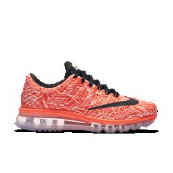 Женские беговые кроссовки Nike Air Max 2016 PrintИнформация о товареСветоотражающие детали делают тебя заметнее в темное время сутокМягкий пеноматериал и язычок из сетки для комфорта и воздухопроницаемости<br>