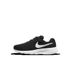Кроссовки для дошкольников Nike TanjunКроссовки для дошкольников Nike Tanjun обеспечивают воздухопроницаемость, гибкость и комфорт благодаря верху из сетки и легкой амортизирующей подошве.<br>