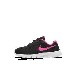 Кроссовки для дошкольников Nike TanjunКроссовки для дошкольников Nike Tanjun обеспечивают воздухопроницаемость, гибкость и комфорт благодаря текстильному верху и легкой амортизирующей подошве.<br>