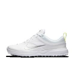 Женские кроссовки для гольфа Nike AkamaiЖенские кроссовки для гольфа Nike Akamai обеспечивают стабилизацию и комфорт во время игры благодаря легкой облегающей конструкции и технологии Integrated Traction для износостойкости.<br>