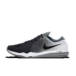 Женские тренировочные кроссовки Nike Dual Fusion TR 4Женские тренировочные кроссовки Nike Dual Fusion TR 4 изготовлены из литой кожи, которая обхватывает стопу по диагонали для оптимальной стабилизации. Стелька из мягкого пеноматериала гарантирует оптимальную амортизацию каждого шага.<br>