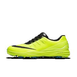 Мужские кроссовки для гольфа Nike Lunar Control 4Мужские кроссовки для гольфа Nike Lunar Control 4 обеспечивают превосходную амортизацию, поддержку и стабилизацию. Водонепроницаемый верх из микроволокна обеспечивает прочность и комфорт без утяжеления.  Адаптивная амортизация  Полноразмерная подошва из материала Lunarlon обеспечивает упругую амортизацию, чувство поверхности и абсолютный комфорт на поле.  Технология Dynamic Support  Прочные, но невероятно легкие нити Flywire объединены со шнуровкой для адаптивной посадки и надежной фиксации.  Надежная стабилизация  Подметка с супинатором из углеродного волокна и материала TPU обеспечивает стабилизацию без утяжеления.<br>