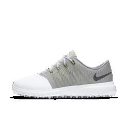 Женские кроссовки для гольфа Nike Lunar Empress 2Женские кроссовки для гольфа Nike Lunar Empress 2 с бесшовным верхом и динамическими нитями Flywire обеспечивают надежную фиксацию и комфорт благодаря адаптивной посадке.<br>